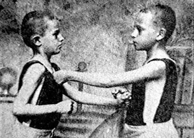 Márcio e Júnio