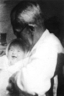 GR com uma neta