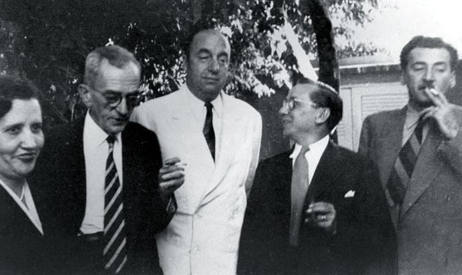 No Rio de Janeiro, 1952