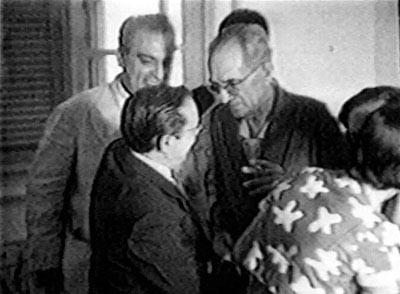Em casa, 1952