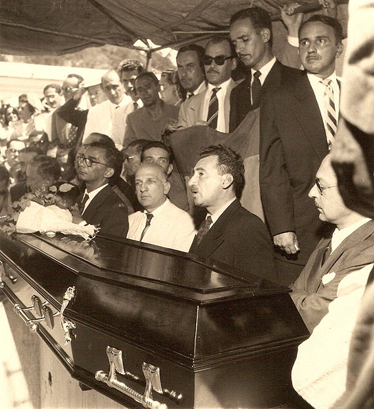 Funeral, 1953
