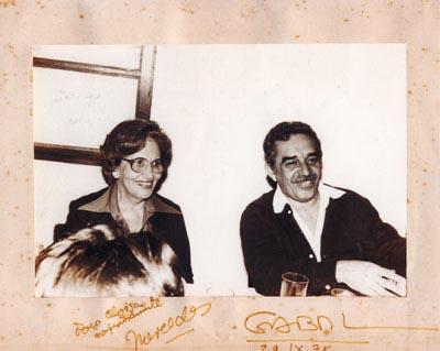 Com Garcia Márquez