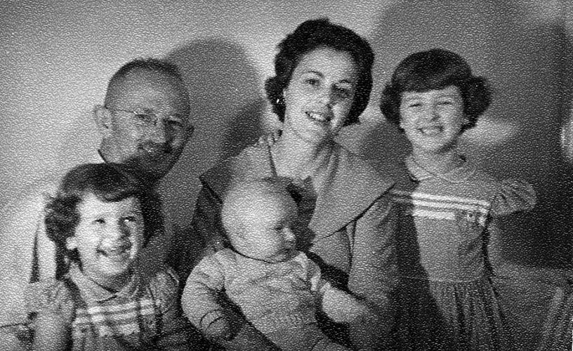 Múcio e família