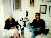 Com Fernando Eiras