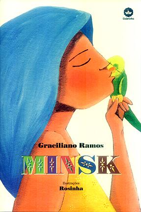Minsk - Capa da primeira edição brasileira
