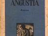 Primeira edição de Angústia, 1936, José Olympio