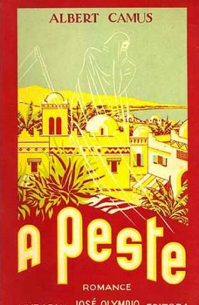 A Peste (1950), de Albert Camus, tradução