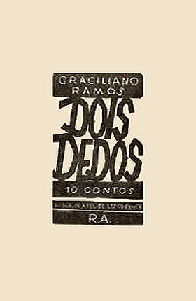 Dois Dedos (1945) Capa da única edição