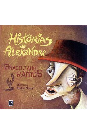 Histórias de Alexandre (1944) Capa da última edição
