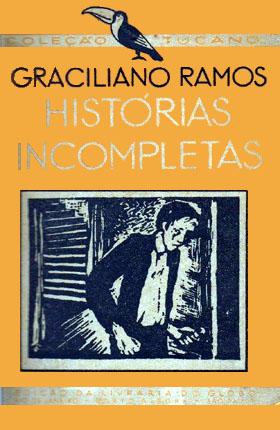 Histórias Incompletas (1946) Capa da única edição