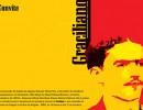 Convite para o lançamento da Revista Graciliano
