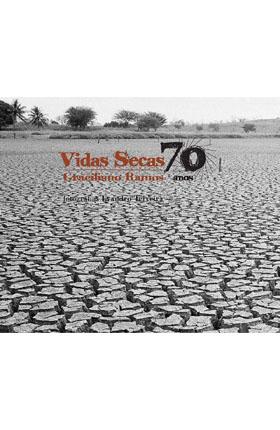 Capa de Vidas Secas - edição especial de 70 anos (2008)