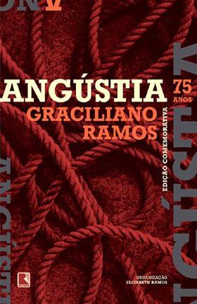 Capa de Angústia - edição especial de 75 anos (2011)
